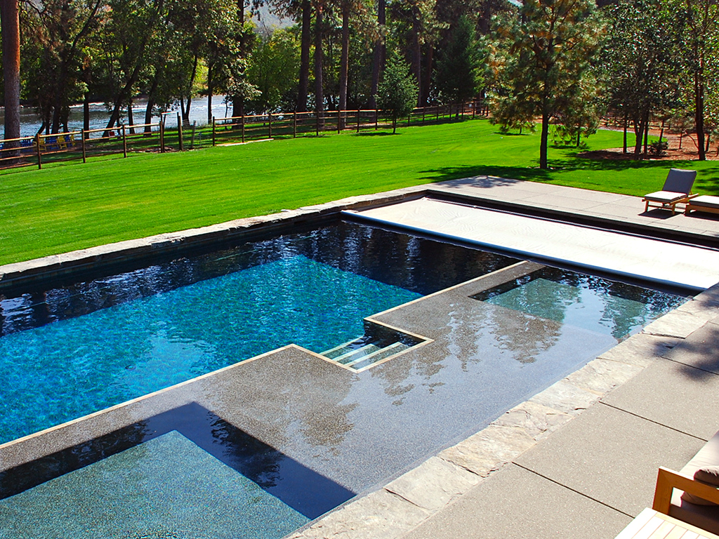 automatic pool covers. Exellent Covers Attention To Every Detail Throughout Automatic Pool Covers O